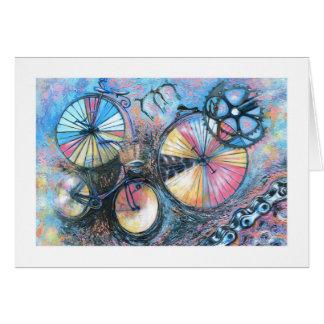 自転車 カード