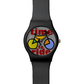 自転車-サイクリング + バイク 腕時計
