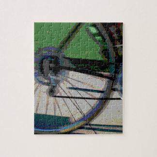 自転車 ジグソーパズル