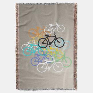 自転車。 スローブランケット