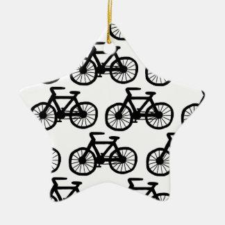自転車 セラミックオーナメント
