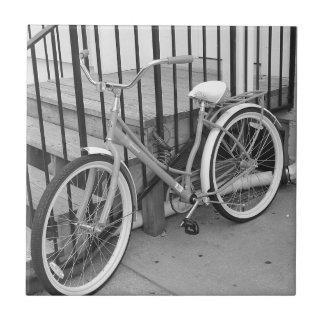 自転車 タイル