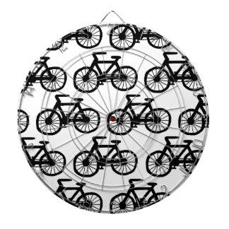 自転車 ダーツボード