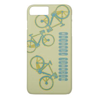 自転車、バイク、サイクリング、サイクリング、周期 iPhone 8 PLUS/7 PLUSケース
