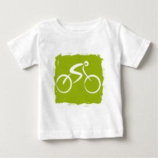 自転車 ベビーTシャツ
