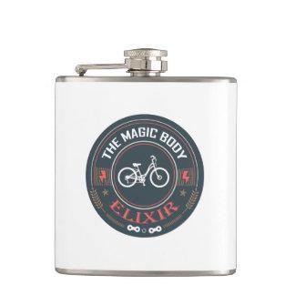 自転車、魔法の体のエリクシル フラスク
