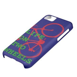 自転車。 2車輪。 バイク。 カッコいい iPhone5Cケース