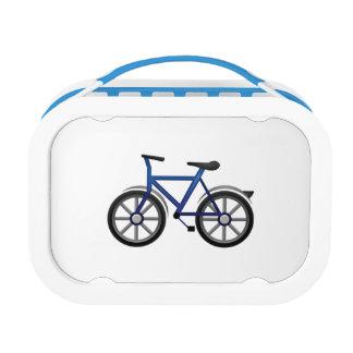自転車- Emoji ランチボックス