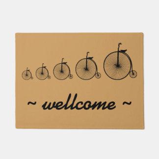 自転車Doormate ドアマット