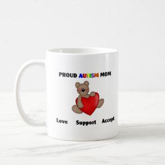 自閉症のお母さん コーヒーマグカップ