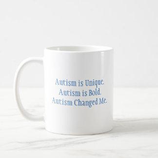 自閉症のマグ コーヒーマグカップ