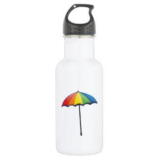 自閉症の傘 ウォーターボトル