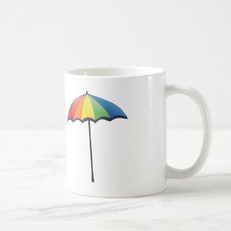 自閉症の傘 コーヒーマグカップ