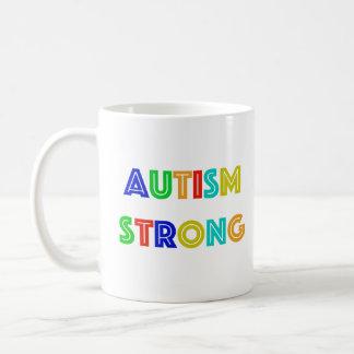 自閉症の強いマグ コーヒーマグカップ