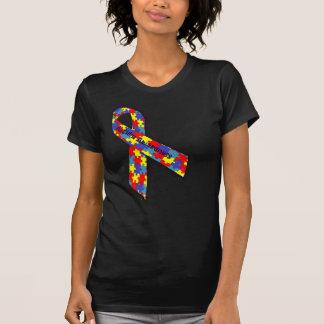 自閉症の認識度2 Tシャツ