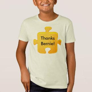 自閉症はベルニーを感謝していしています! Tシャツ