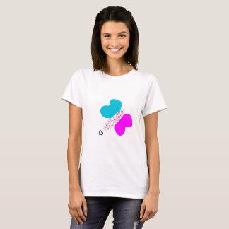 自閉症は愛です Tシャツ