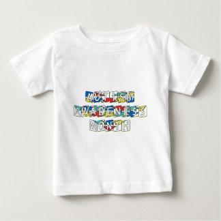 自閉症サポート ベビーTシャツ