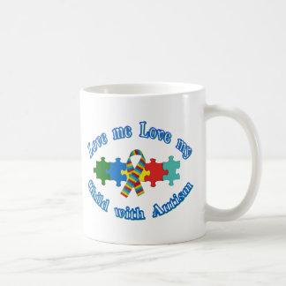 自閉症親 コーヒーマグカップ
