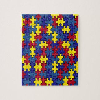 自閉症 ジグソーパズル