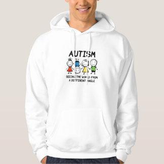自閉症 パーカ