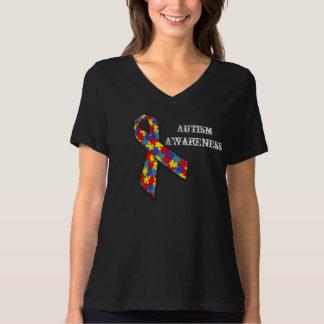 自閉症Awarenes Tシャツ