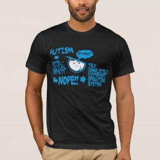 自閉症OS Tシャツ