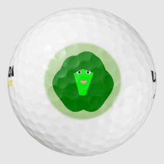臭いクリスマスの芽キャベツのゴルフ・ボール ゴルフボール
