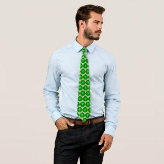 臭いクリスマスの芽キャベツのタイ ネクタイ