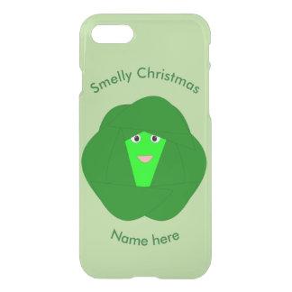臭いクリスマスの芽キャベツのiPhoneの場合 iPhone 8/7 ケース