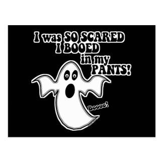 臭い幽霊 ポストカード