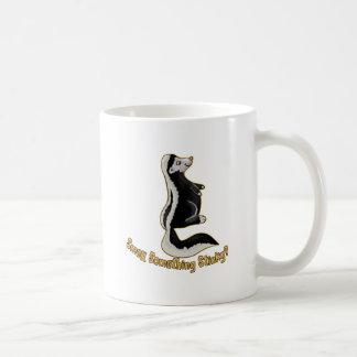 臭い臭い何か コーヒーマグカップ