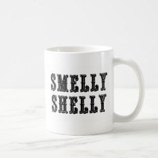臭いShelly コーヒーマグカップ