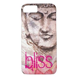 至福の仏の芸術のiPhone 7のやっとそこに場合 iPhone 8/7ケース