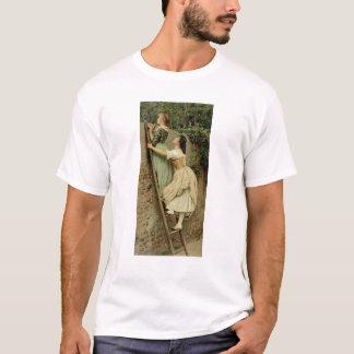 興味、ナシ一年生植物からの、クリスマス1892年 Tシャツ