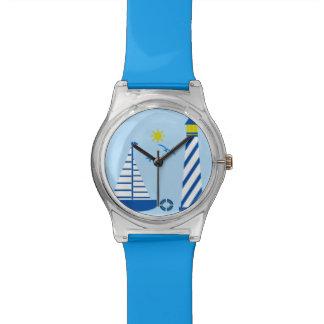 航海することを行こう 腕時計