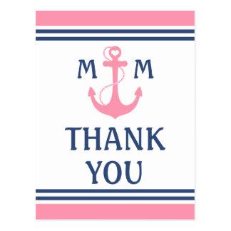 航海のありがとう ポストカード