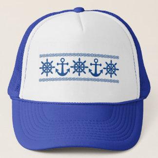 航海のでカスタムな帽子 キャップ