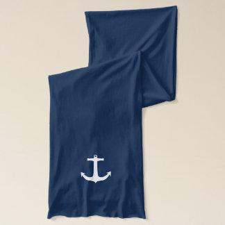 航海のないかりのスカーフ スカーフ