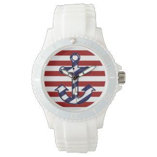 航海のないかりの腕時計 ウォッチ
