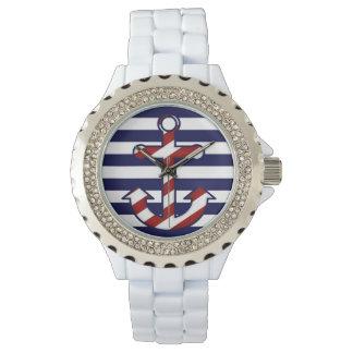 航海のないかりの腕時計 腕時計