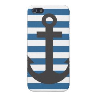 航海のないかりの遠くになiPhoneのSpeckの場合 iPhone 5 Case