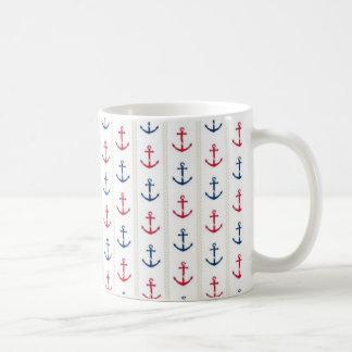 航海のないかり コーヒーマグカップ