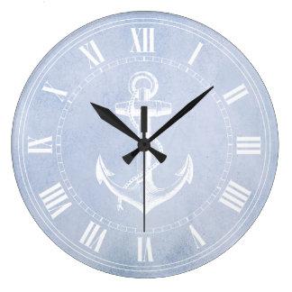 航海のないかり ラージ壁時計