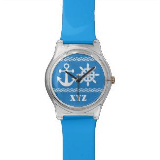 航海のなカスタムの腕時計 腕時計