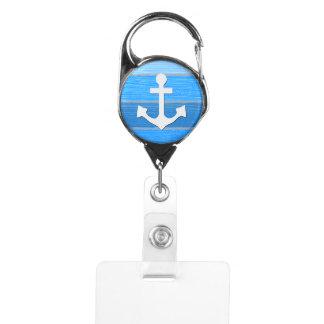 航海のなテーマのデザイン IDカードホルダー