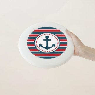 航海のなデザイン Wham-Oフリスビー