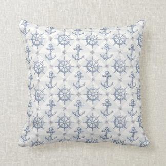 航海のなパターン装飾用クッション クッション