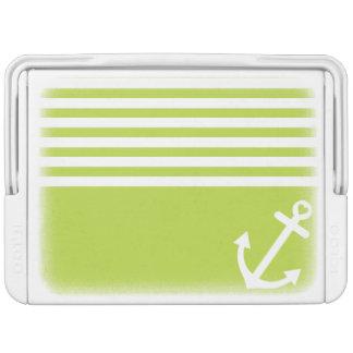 航海のなライムグリーン愛いかり IGLOOクーラーボックス