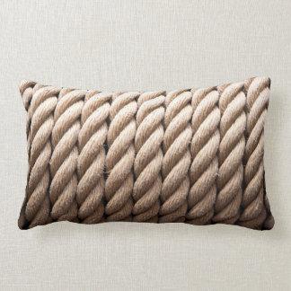 航海のなロープの枕 ランバークッション
